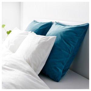 IKEA | Sanela Euro Sham Velvet Pillow Covers